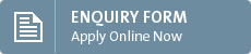 Enquiry Form - Apply Online Now