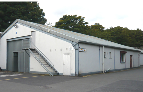 Shankill Business Centre Warehouse and Storage